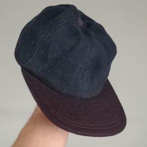 VTG Fleece Hat ~ Schuman Sullivan of New Haven